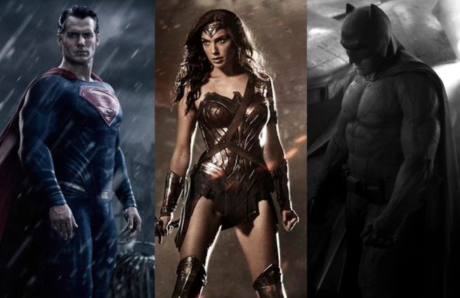 Mira el nuevo trailer de Batman v Superman Dawn of Justice