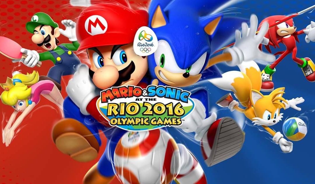 Fecha de lanzamiento para Mario & Sonic at the Rio 2016 Olympic Games