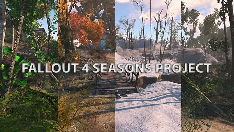 Fallout 4 seasons, mod imprescindible