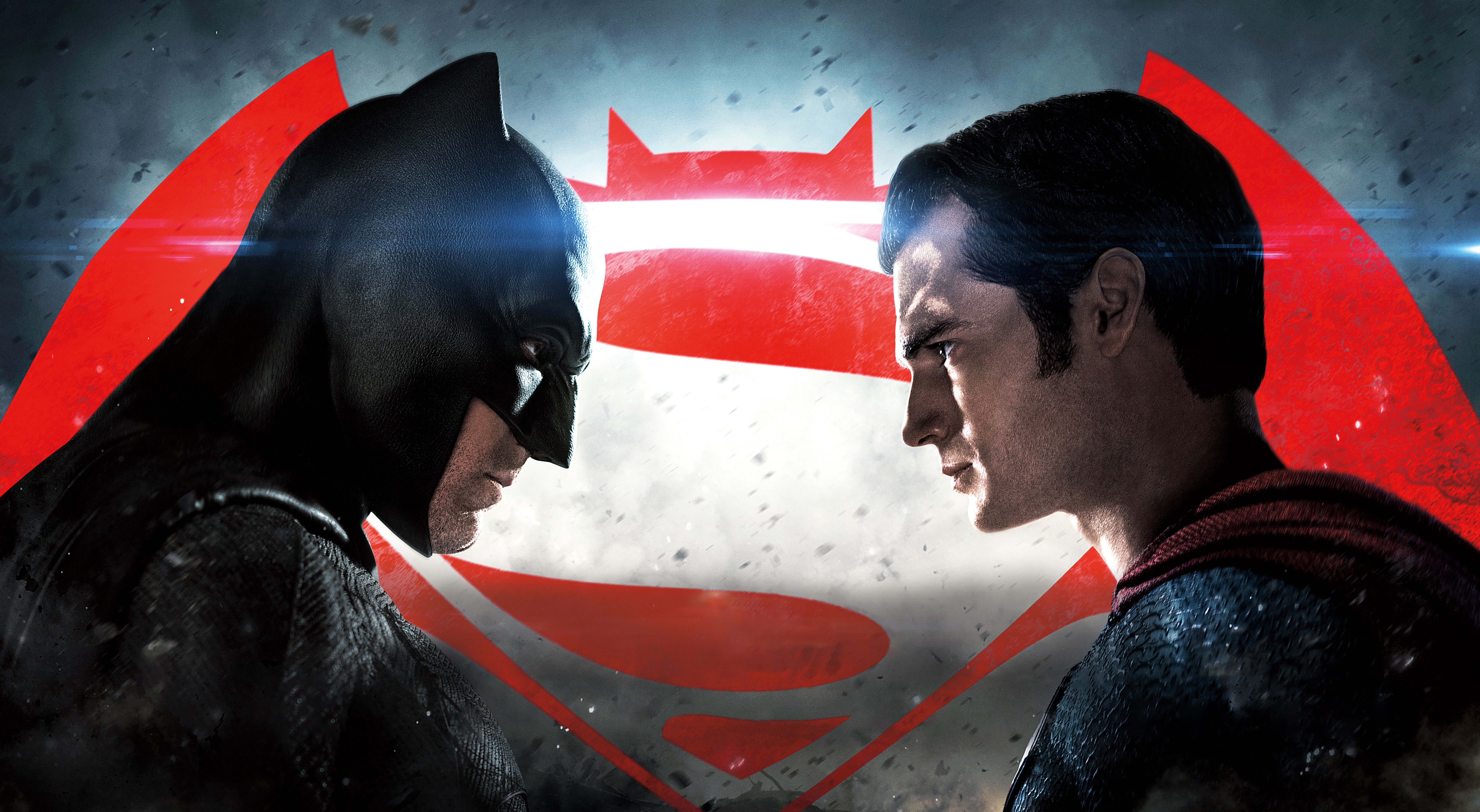 Revelan duración de Batman v Superman