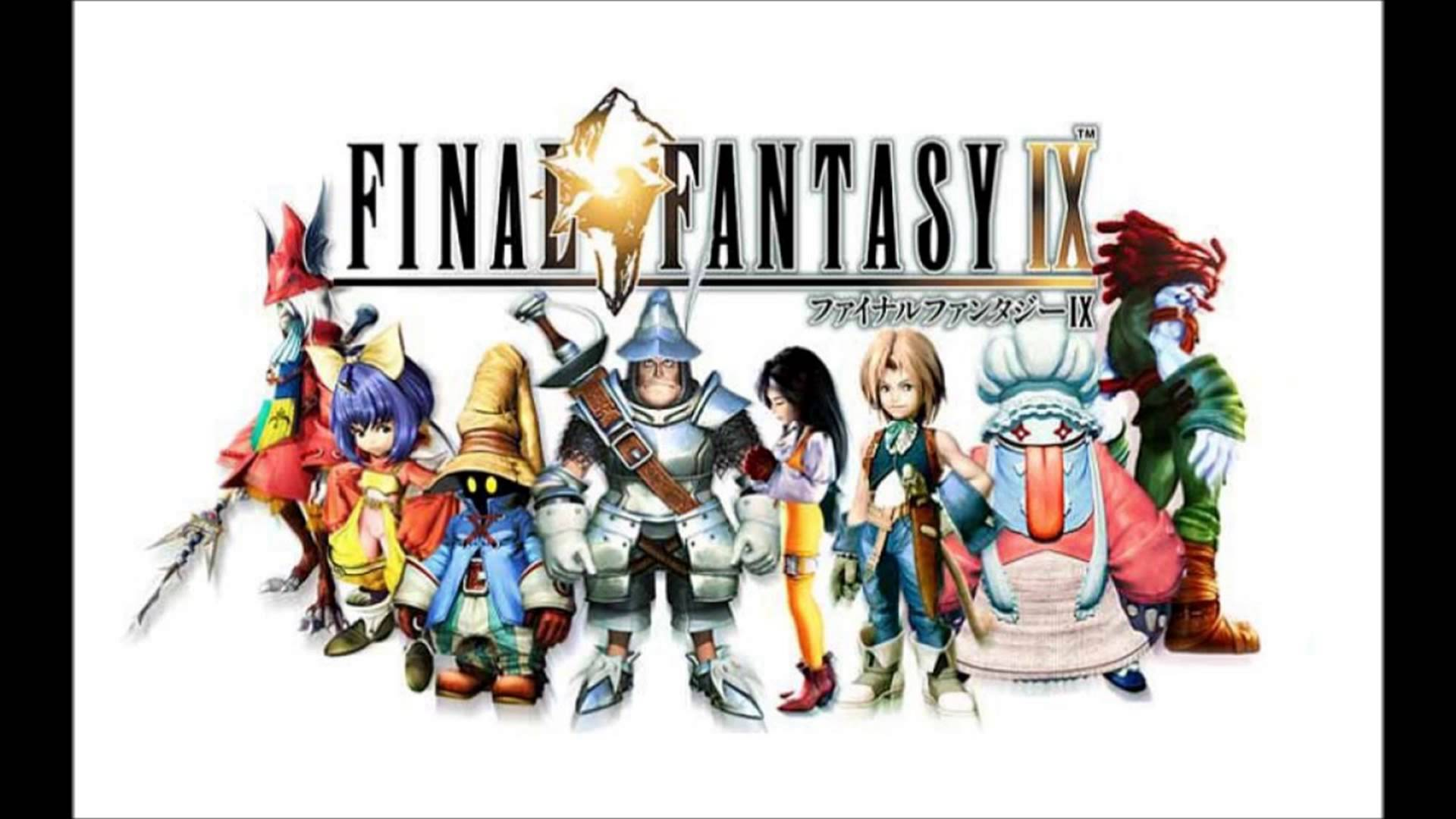 Final Fantasy IX disponible en Android y iOs