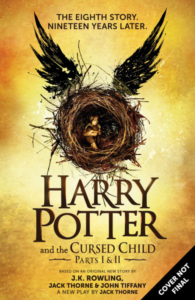 Harry Potter and the Cursed Child: El octavo libro de la serie