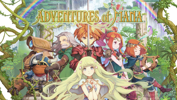 Adventures of Mana llega a smartphones