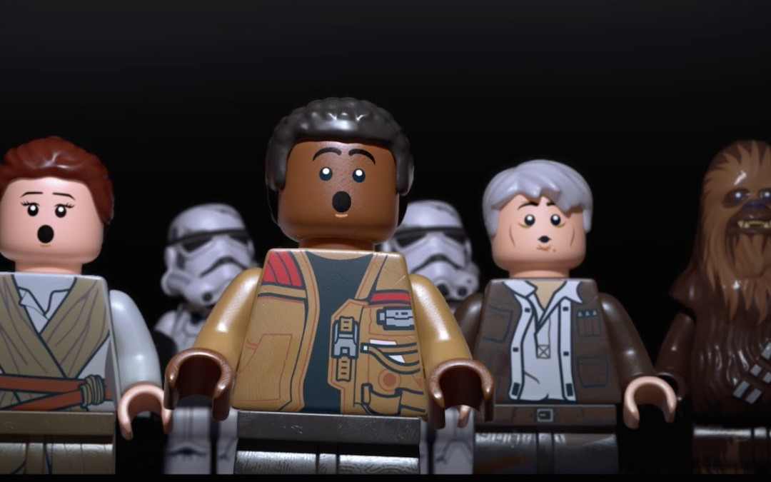 Lego Star Wars: The Force Awakens es anunciado
