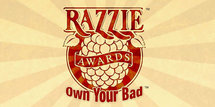 Fantastic Four y Fifty Shades of Grey arrasan en los Razzie Awards