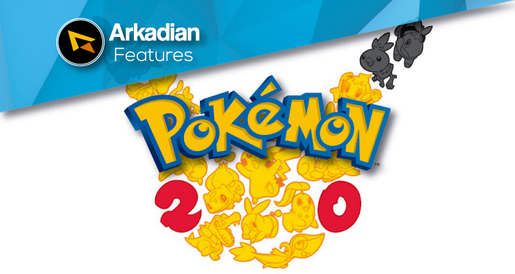 Feature | ¡Feliz 20° aniversario, Pokémon!