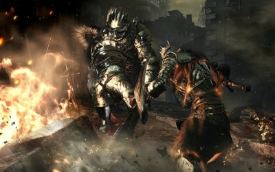 Dark Souls III: PS4 VS Xbox One