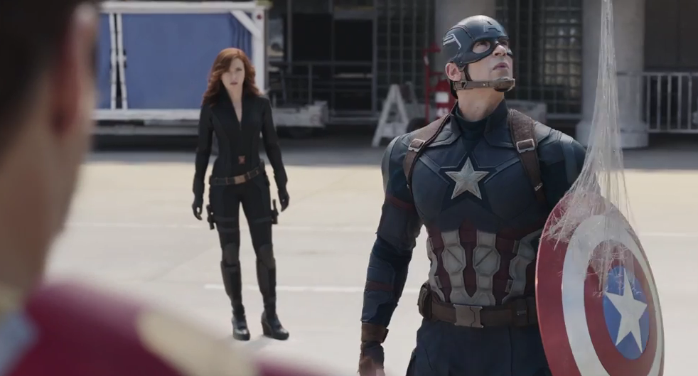 Mira a Spider-Man en el nuevo trailer de Captain America: Civil War