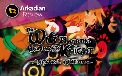 Review | The Witch and the Hundred Knight Revival Edition