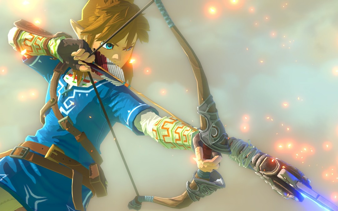 The Legend of Zelda Wii U ha sido retrasado una vez más