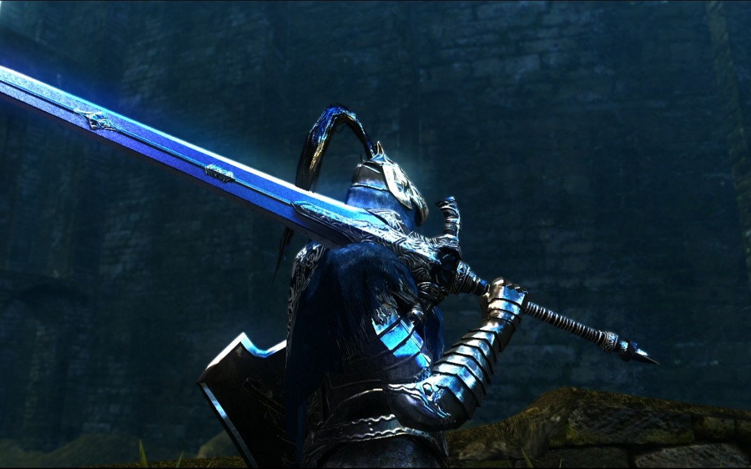 Man at Arms: La espada del gran Artorias de Dark Souls