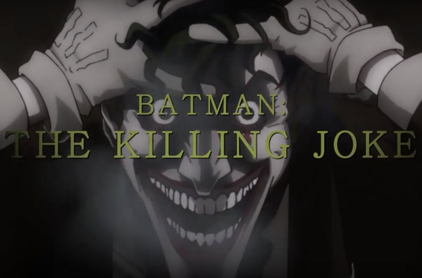 Un Breve Analisis al Trailer Oficial de The Killing Joke