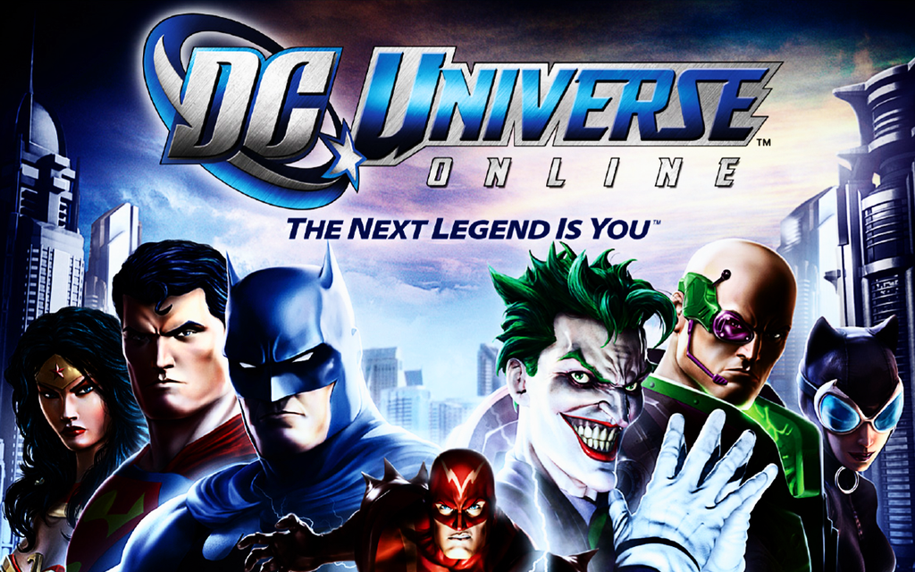 DC Universe Online ya esta disponible para Xbox One