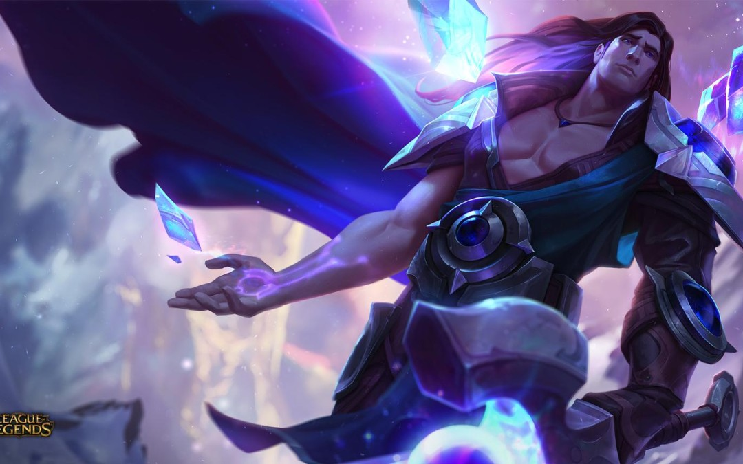 "League of Legends | Actualización de Taric ""El escudo de Valoran"""