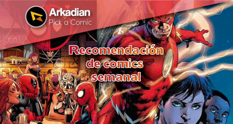 Pick a Comic – Cómics recomendados del 20 de Abril