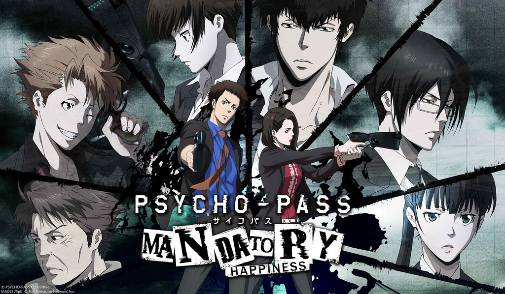 Psycho-Pass: Mandatory Happiness llegará a América y Europa