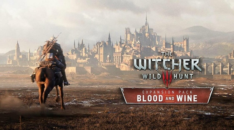 The Witcher 3 se actualiza para Blood and Wine