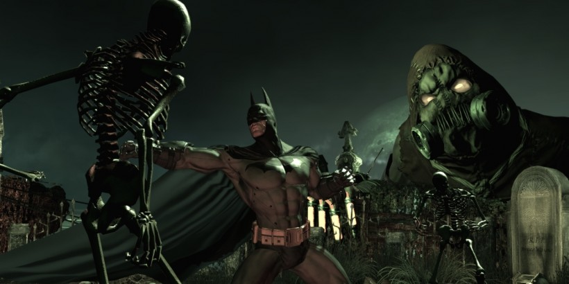Batman: Return to Arkham es anunciado de manera oficial