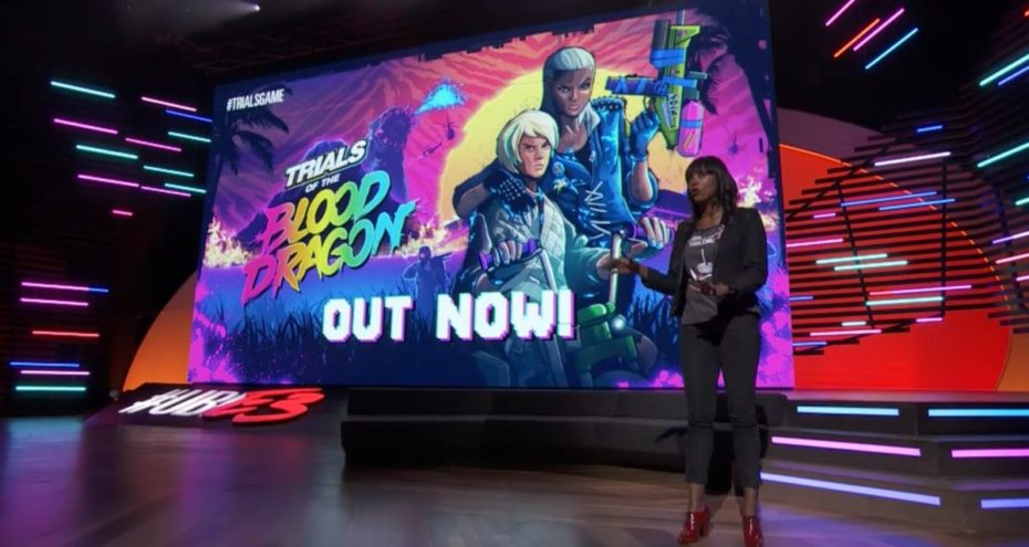 E3 2016 | Presentan Trials of the Blood Dragon