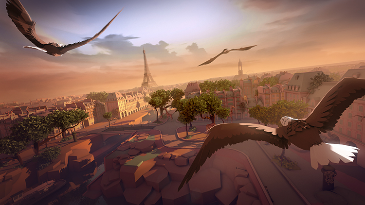 E3 2016 | Ubisoft muestra gameplay de Eagles Flight VR