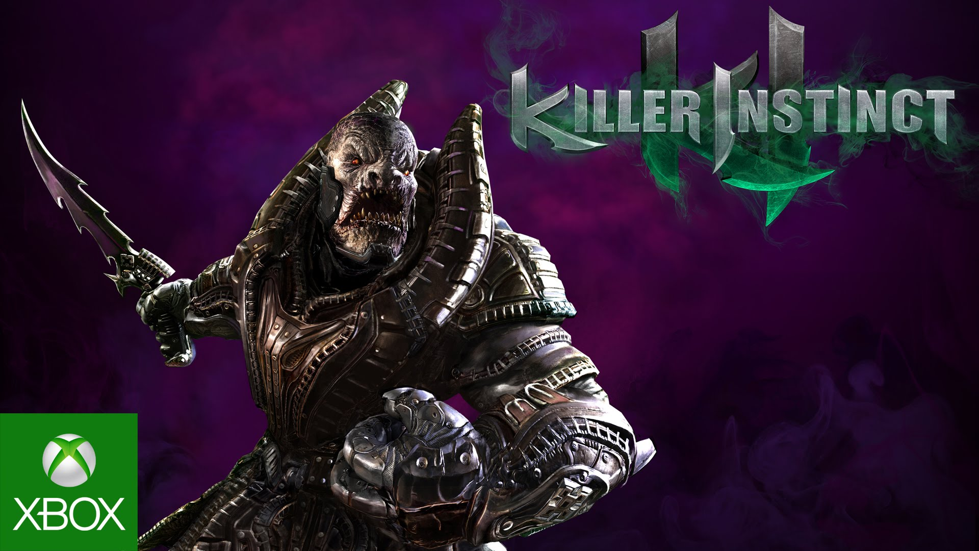 E3 2016 | General RAAM llega a Killer Instinct